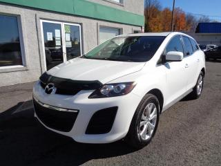 Used 2011 Mazda CX-7 Traction intégrale, 4 portes GS for sale in St-Jérôme, QC