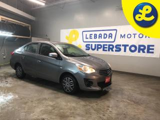 Used 2017 Mitsubishi Mirage G4 Mirage G4 * Phone connect * Keyless entry *  Hands free steering wheel controls * Climate control * Traction control * Intermittent wipers * Tilt stee for sale in Cambridge, ON