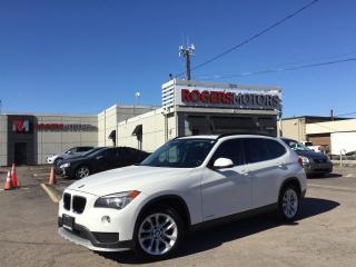 Used 2015 BMW X1 2.99% Financing - xDrive28i - PANO ROOF - LEATHER for sale in Oakville, ON