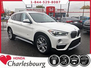 Used 2016 BMW X1 xDrive28i **BEAUCOUP D'ÉQUIPEMENTS** for sale in Charlesbourg, QC