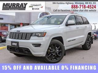 New 2020 Jeep Grand Cherokee ALTITUDE 4X4 for sale in Winnipeg, MB
