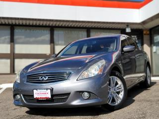 Used 2010 Infiniti G37 X Luxury BACKUP CAMERA | LEATHER | HEATED SEATS for sale in Waterloo, ON