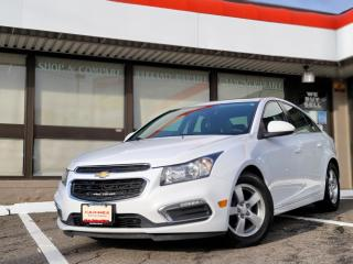 Used 2016 Chevrolet Cruze Limited 2LT NAVI | Sunroof | Backup Camera | Pioneer Sound for sale in Waterloo, ON