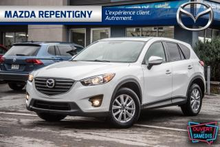 Used 2016 Mazda CX-5 GS FWD TOIT GPS SIEGES CHAUFF. CRUISE 66 for sale in Repentigny, QC