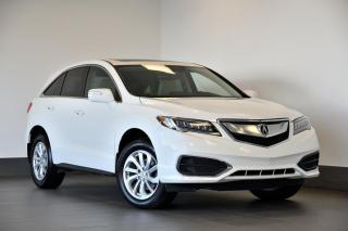 Used 2017 Acura RDX TECH + CUIR + TOIT + GPS + BLUETOOTH for sale in Ste-Julie, QC