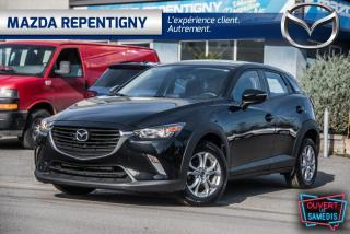 Used 2017 Mazda CX-3 GS FWD SIEGES CHAUF. BLUETOOTH CRUISE 55 for sale in Repentigny, QC