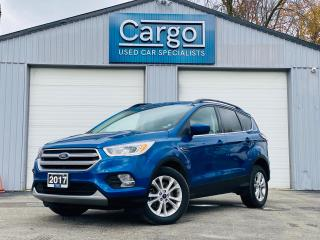 Used 2017 Ford Escape SE for sale in Stratford, ON