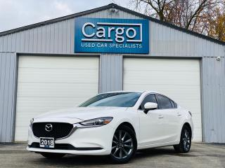 Used 2018 Mazda MAZDA6 GS for sale in Stratford, ON