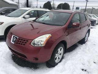 Used 2009 Nissan Rogue 4 portes S, Traction avant for sale in Victoriaville, QC