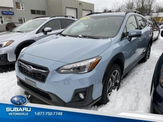 Used 2018 Subaru XV Crosstrek 2.0i AWD ** LIMITED EYESIGHT ** for sale in Victoriaville, QC