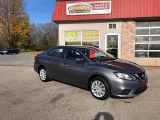 Used 2017 Nissan Sentra 1.8 SV for sale in Morrisburg, ON