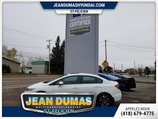 Used 2015 Honda Civic EX 4 portes, boîte automatique for sale in St-Félicien, QC
