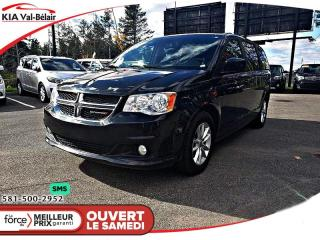 Used 2019 Dodge Grand Caravan SXT*A/C*MAGS*BLUETOOTH* for sale in Québec, QC
