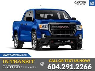 New 2021 GMC Canyon Elevation Standard for sale in Burnaby, BC