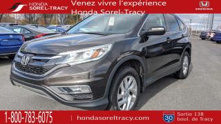 Used 2015 Honda CR-V EX-L TOIT OUVRANT SIEGES CHAUFF CRUISE B for sale in Sorel-Tracy, QC