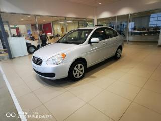 Used 2010 Hyundai Accent Berline 4 portes, boîte automatique - L for sale in Beauport, QC