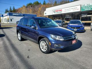 Used 2015 Volkswagen Tiguan Highline for sale in Greater Sudbury, ON