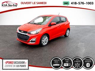 Used 2019 Chevrolet Spark * LT* JAMAIS ACCIDENTÉ* CAMERA* BLUETOOT for sale in Québec, QC