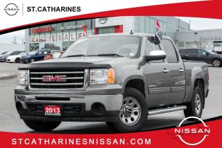 Used 2013 GMC Sierra 1500 SL Crew Cab | Tube Steps | Accident Free for sale in St. Catharines, ON