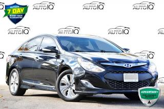 Used 2015 Hyundai Sonata Hybrid Limited HYBRID | LIMITED | LEATHER | NAVIGATION | for sale in Kitchener, ON