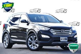 Used 2014 Hyundai Santa Fe Sport 2.0T Limited LIMITED | AWD | LEATHER | NAVI | for sale in Kitchener, ON
