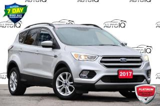 Used 2017 Ford Escape SE | FWD | 1.5L ECOBOOST | TOUCH SCREEN NAVIGATION for sale in Kitchener, ON
