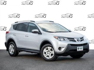 Used 2015 Toyota RAV4 LE One Owner Local Trade for sale in Welland, ON