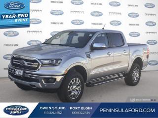 New 2020 Ford Ranger Lariat - Running Boards - $311 B/W for sale in Port Elgin, ON