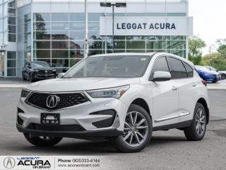 New 2021 Acura RDX Elite ELITE | COOLED SEATS | NAVI | LOADED SAFETY FEATURES for sale in Burlington, ON