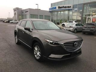Used 2017 Mazda CX-9 GS-L Luxury Package: *Leather, Navigation, Sunroof, Blind spot monitoring and rear cross traffic alert, 8 for sale in Ottawa, ON