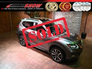 Used 2018 Nissan Rogue SL AWD - Nav, Pano Roof, Htd Lthr !! for sale in Winnipeg, MB