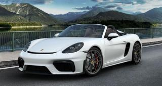 New 2020 Porsche Boxster 718 for sale in Langley City, BC