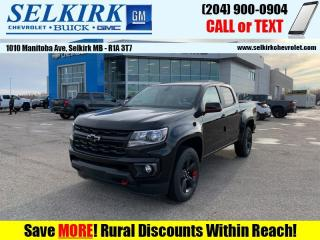 New 2021 Chevrolet Colorado LT  - Climate Control for sale in Selkirk, MB