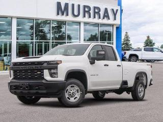 New 2020 Chevrolet Silverado 2500 HD Work Truck for sale in Brandon, MB