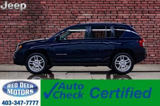 Used 2014 Jeep Compass 4x4 Limited Leather Roof Nav BCam for sale in Red Deer, AB