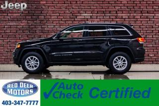 Used 2018 Jeep Grand Cherokee 4x4 Laredo BCam for sale in Red Deer, AB
