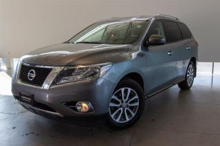 Used 2015 Nissan Pathfinder SV V6 4x4 at for sale in Langley City, BC