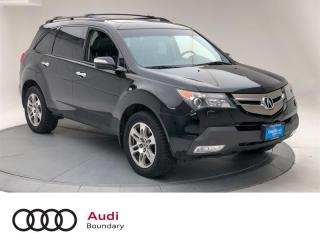 Used 2007 Acura MDX Elite 5sp at for sale in Burnaby, BC