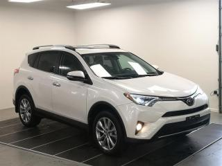 Used 2018 Toyota RAV4 AWD LIMITED for sale in Port Moody, BC