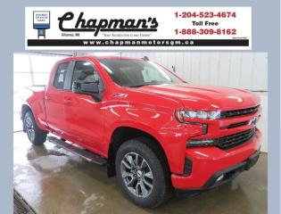 New 2021 Chevrolet Silverado 1500 RST Remote Start, Heated Seats, HD Rear Vision Camera for sale in Killarney, MB