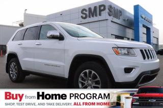 Used 2015 Jeep Grand Cherokee Limited - Leather, Remote Start, Pwr Lift Gate for sale in Saskatoon, SK