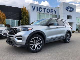 New 2020 Ford Explorer ST for sale in Chatham, ON