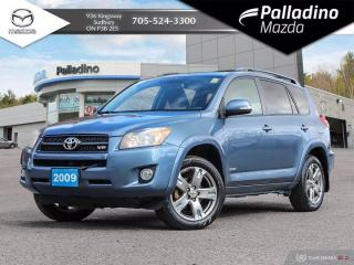Used 2009 Toyota RAV4 Sport for sale in Sudbury, ON