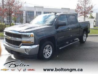 Used 2017 Chevrolet Silverado 1500 LT - Bluetooth - $282 B/W for sale in Bolton, ON