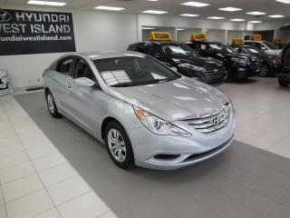 Used 2013 Hyundai Sonata GL AUTO A/C CRUISE BT GROUPE ÉLECTRIQUE for sale in Dorval, QC