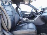 2017 Mercedes-Benz C300 SPORT PKG, 4MATIC, BLIND SPOT MONITORING, PANROOF