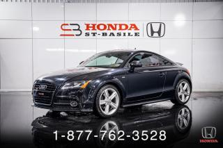 Used 2011 Audi TT 2.0T + SLINE + QUATTRO + MAGS + WOW! for sale in St-Basile-le-Grand, QC
