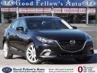 Used 2015 Mazda MAZDA3 GX MODEL, SKYACTIV. 2.0L 4CYL, BLUETOOTH for sale in Toronto, ON