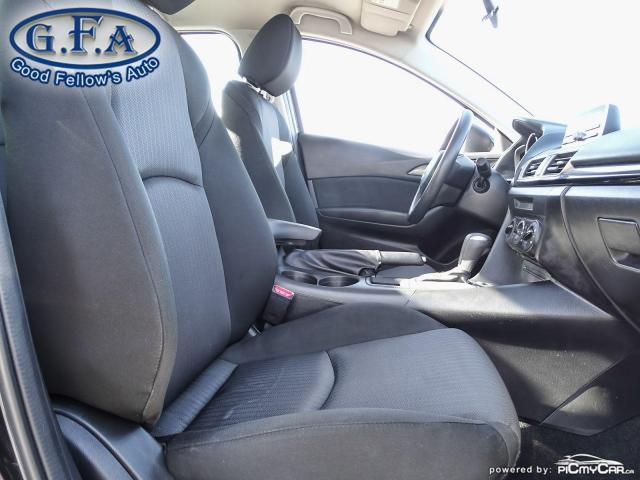 2015 Mazda MAZDA3 GX MODEL, SKYACTIV. 2.0L 4CYL, BLUETOOTH