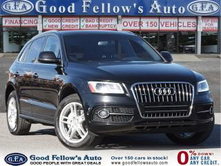 Used 2017 Audi Q5 PROGRESSIVE, AWD, LEATHER & POWER SEATS, SUNROOF for sale in Toronto, ON